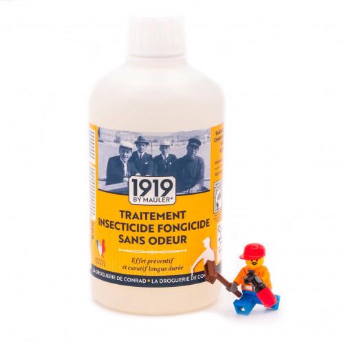 Traitement insecticide fongicide by Mauler - Protecteur bois