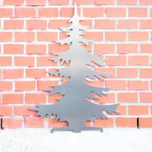 Arbre de Noël en aluminium