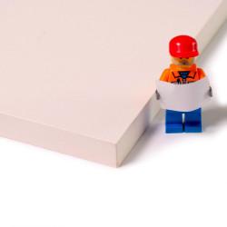 panneau stratifié compact blanc âme blanche