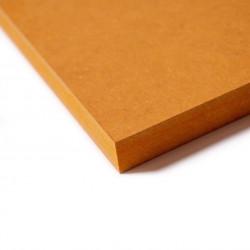 Panneau fibre jaune mdf - medium