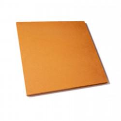 Panneau fibre jaune mdf - medium coloré