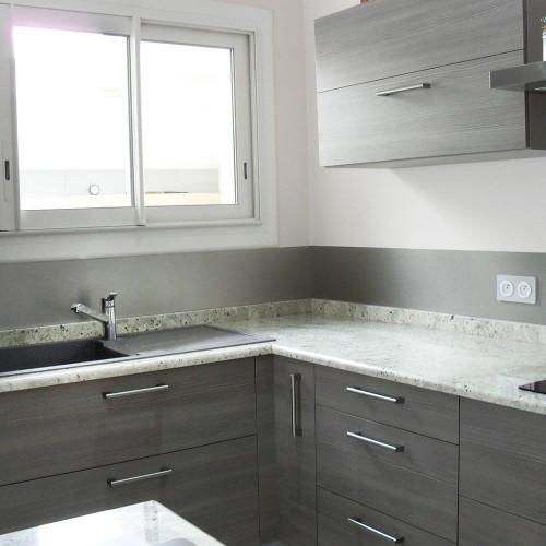 aluminium strip for kitchen splashback