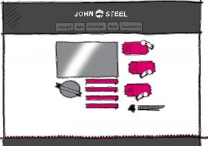 John Steel aluminium, inox et acier sur mesure