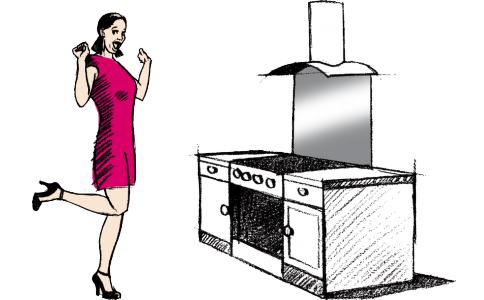 Comparaison cr dences inox contre aluminium john steel mag - Credence cuisine alu ou inox ...