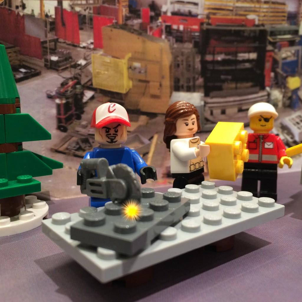 Jony, Brigitte et le pirate DHL
