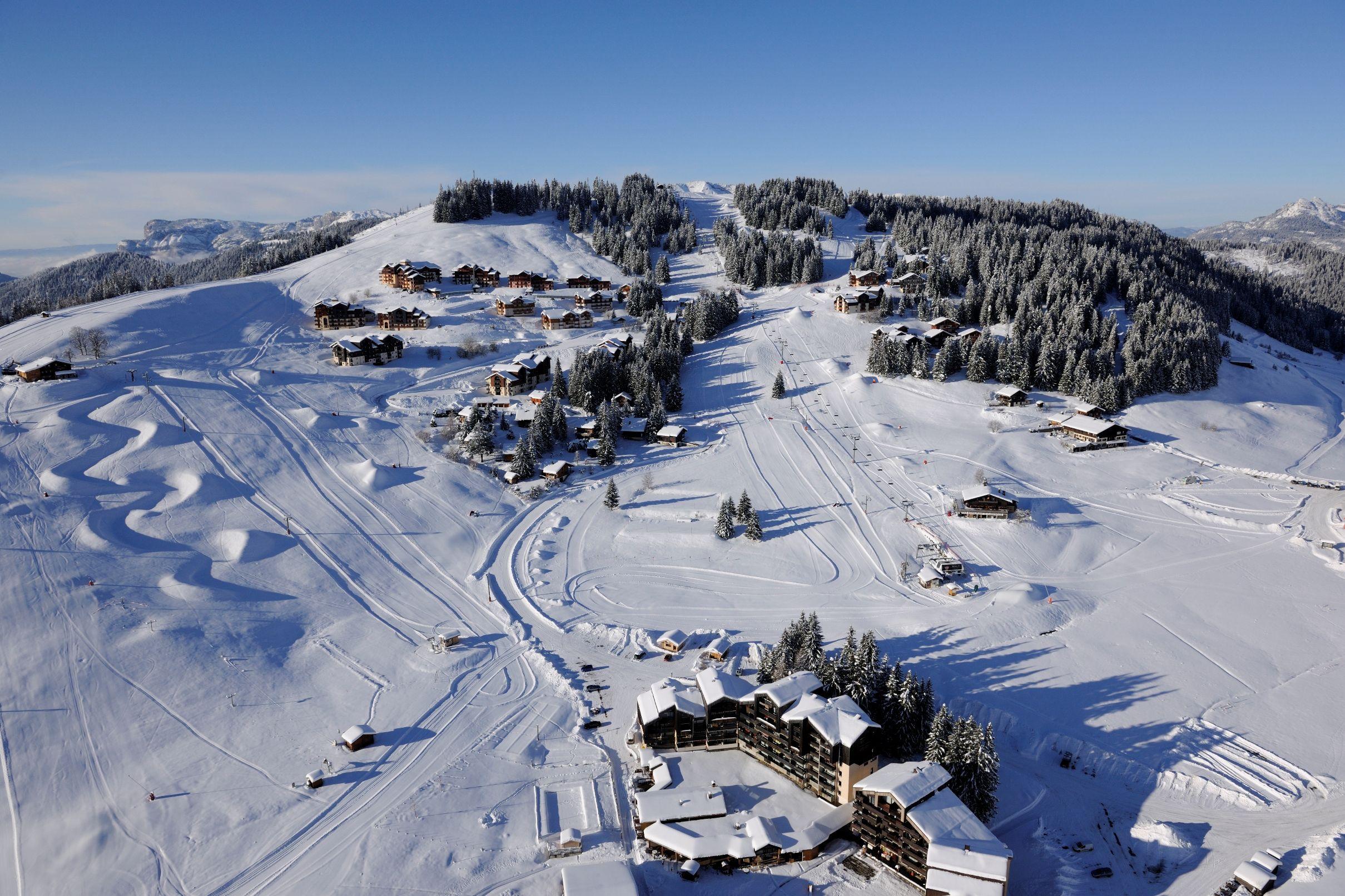 Manigod-haute-Savoie
