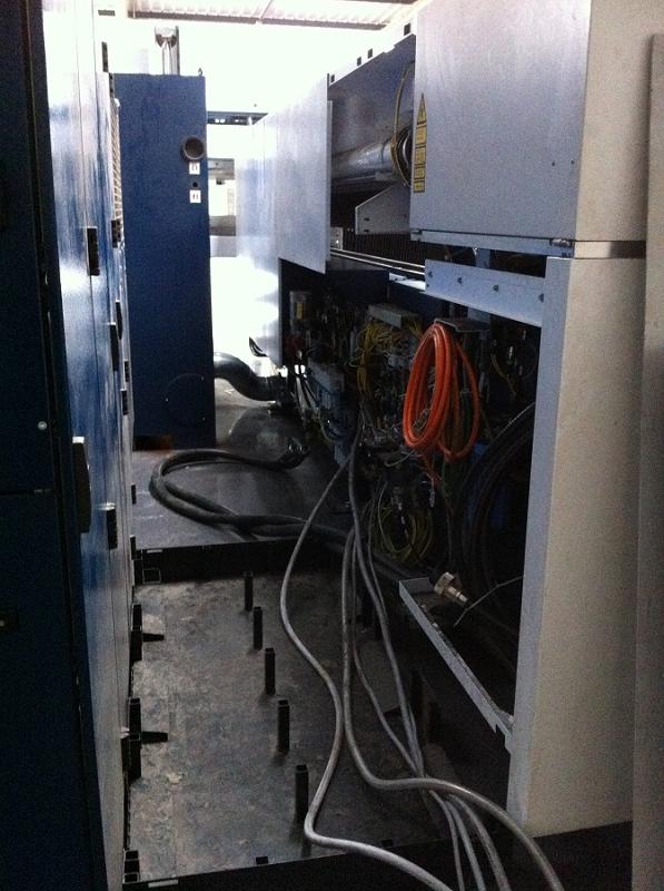 Branchement du câblage