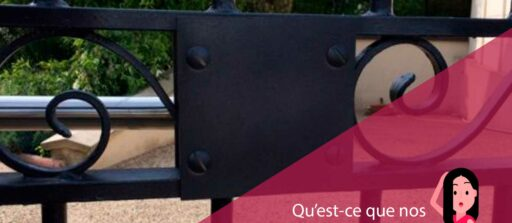 Les réalisations en métal pour l'extérieur et l'intérieur de nos Steelsters