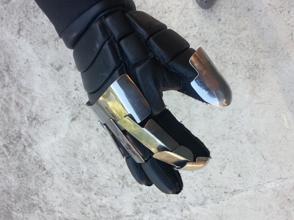 Bricolage gant de protection