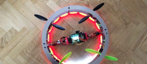 Un drone non identifié