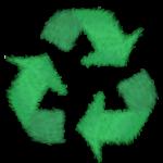 Logo des produits recyclés