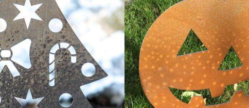 Acier corten : l'acier rouillé naturellement