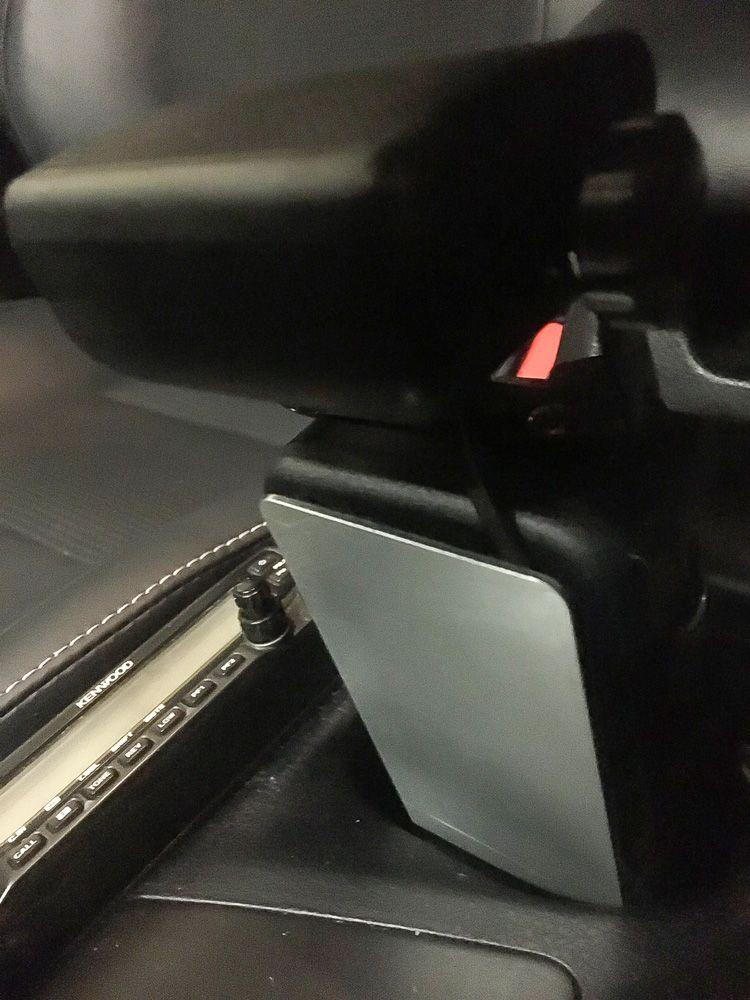 support pour talkie-walkie en acier galvanisé