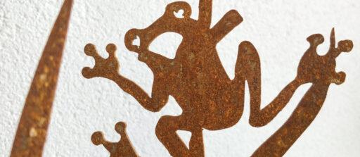Comment accélérer la corrosion de l'acier corten ?