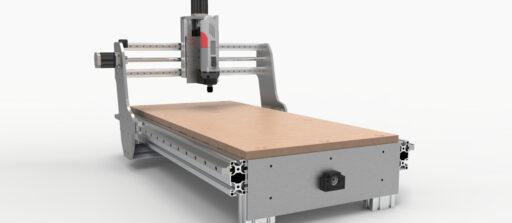 Une CNC sur mesure : Clebreak x John Steel