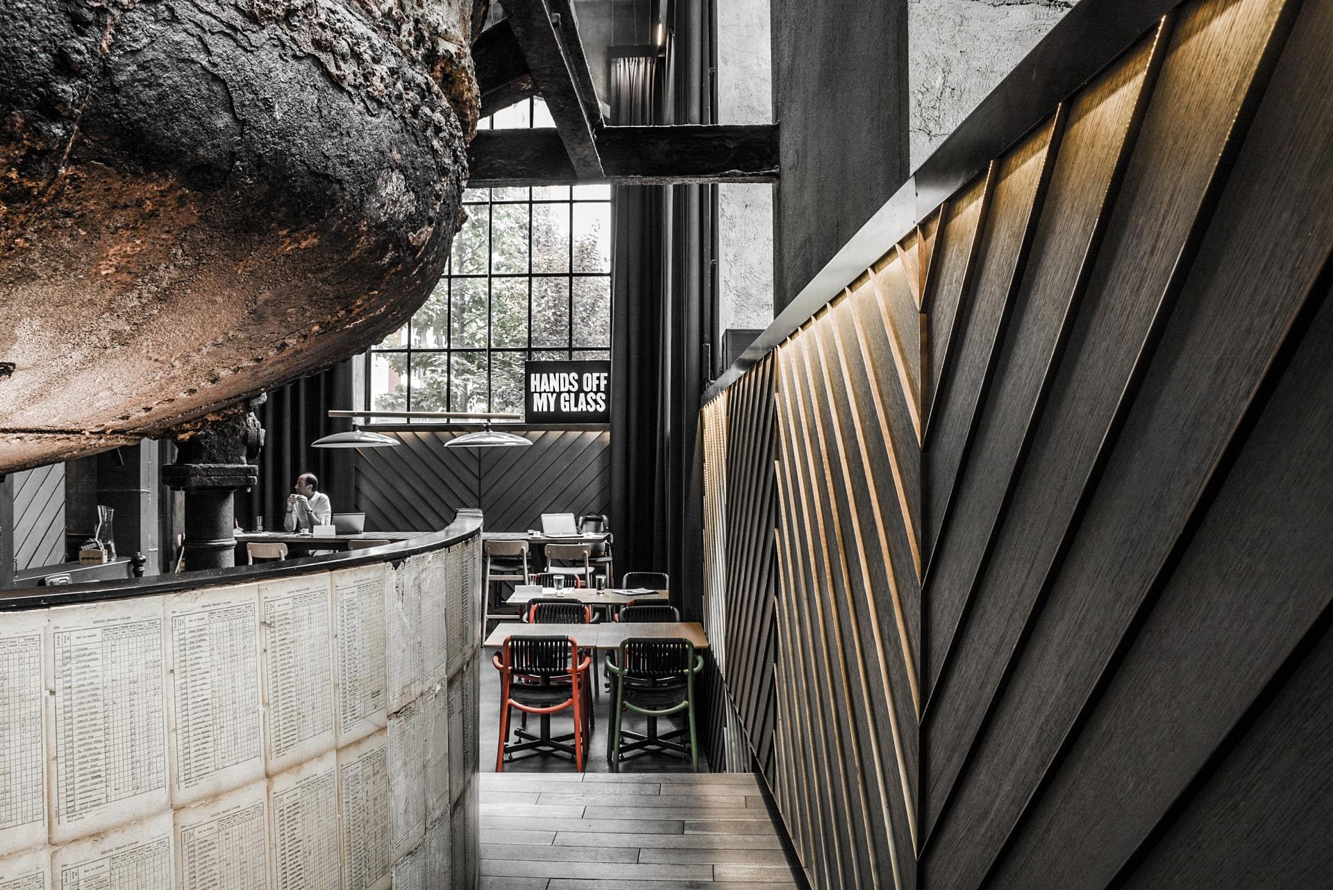 loft industriel restauration