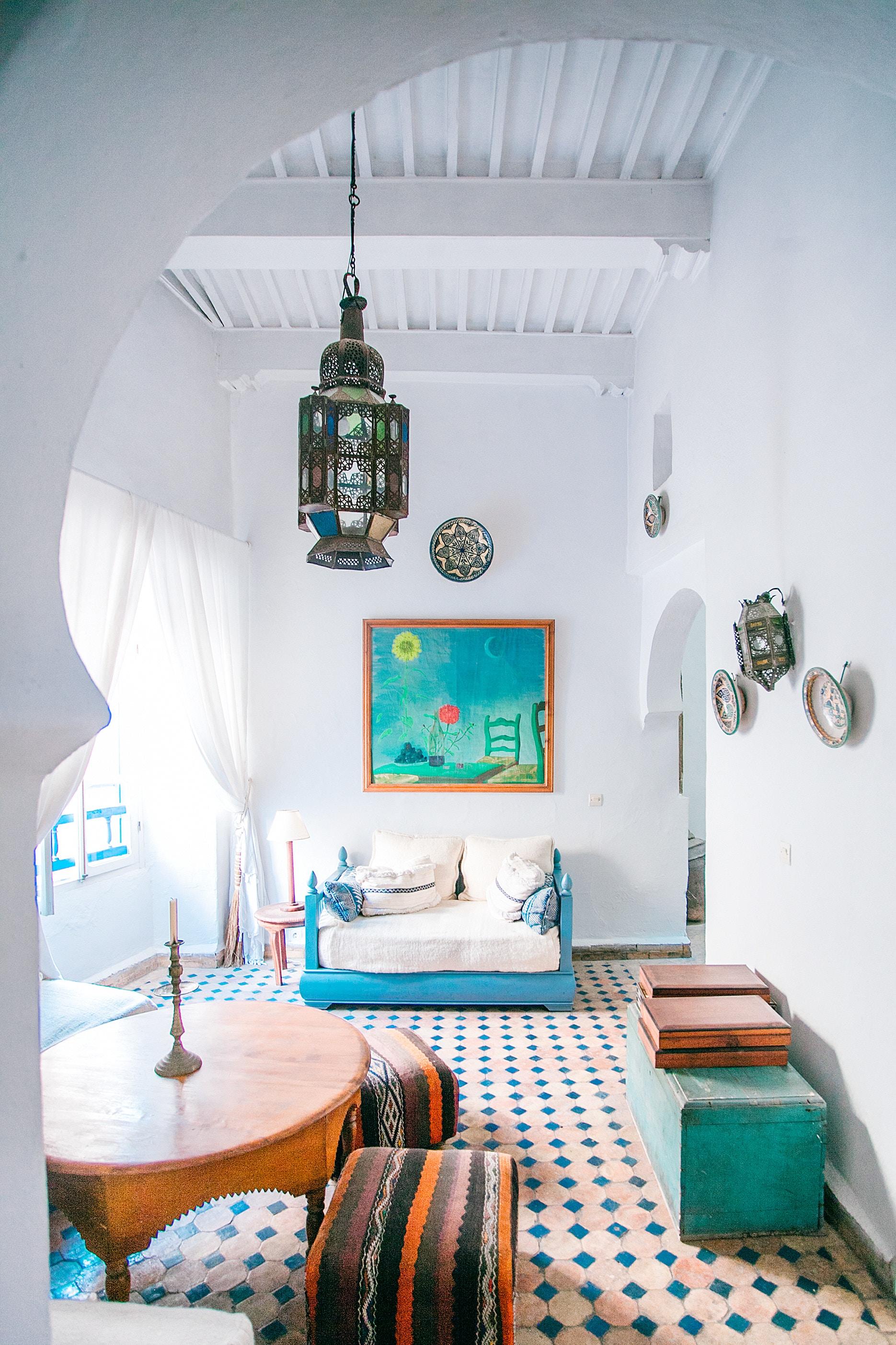 métal-décoration-d'intérieur-style-ethnique