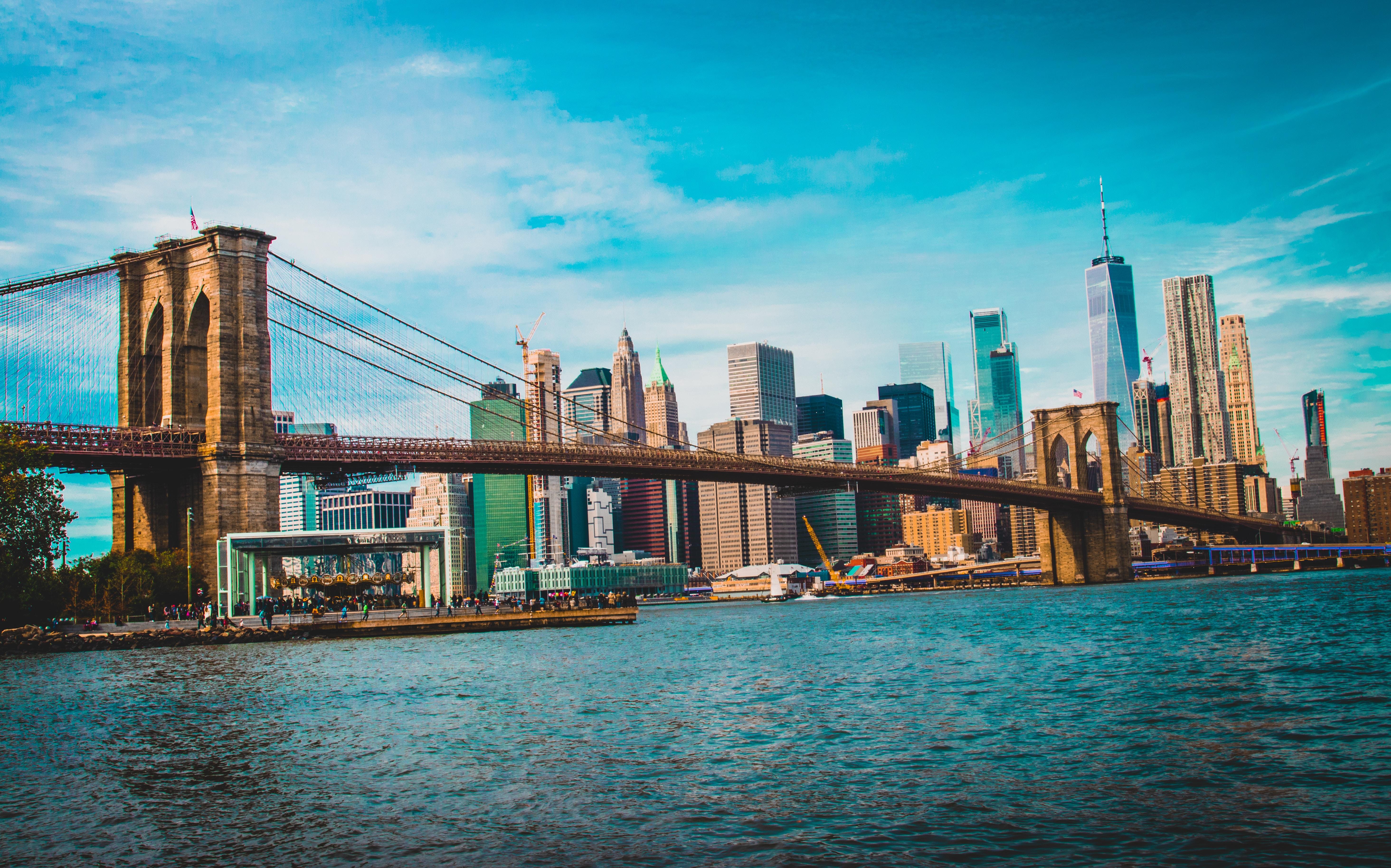 Pont-acier-Brooklyn