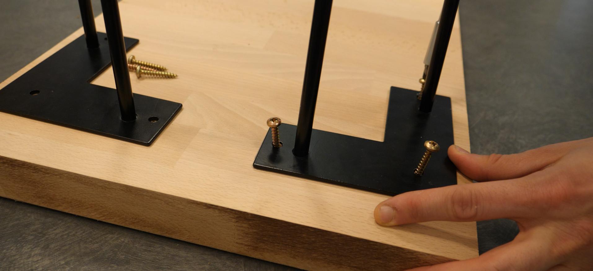 fabriquer-une-console-en-bois-sur-mesure