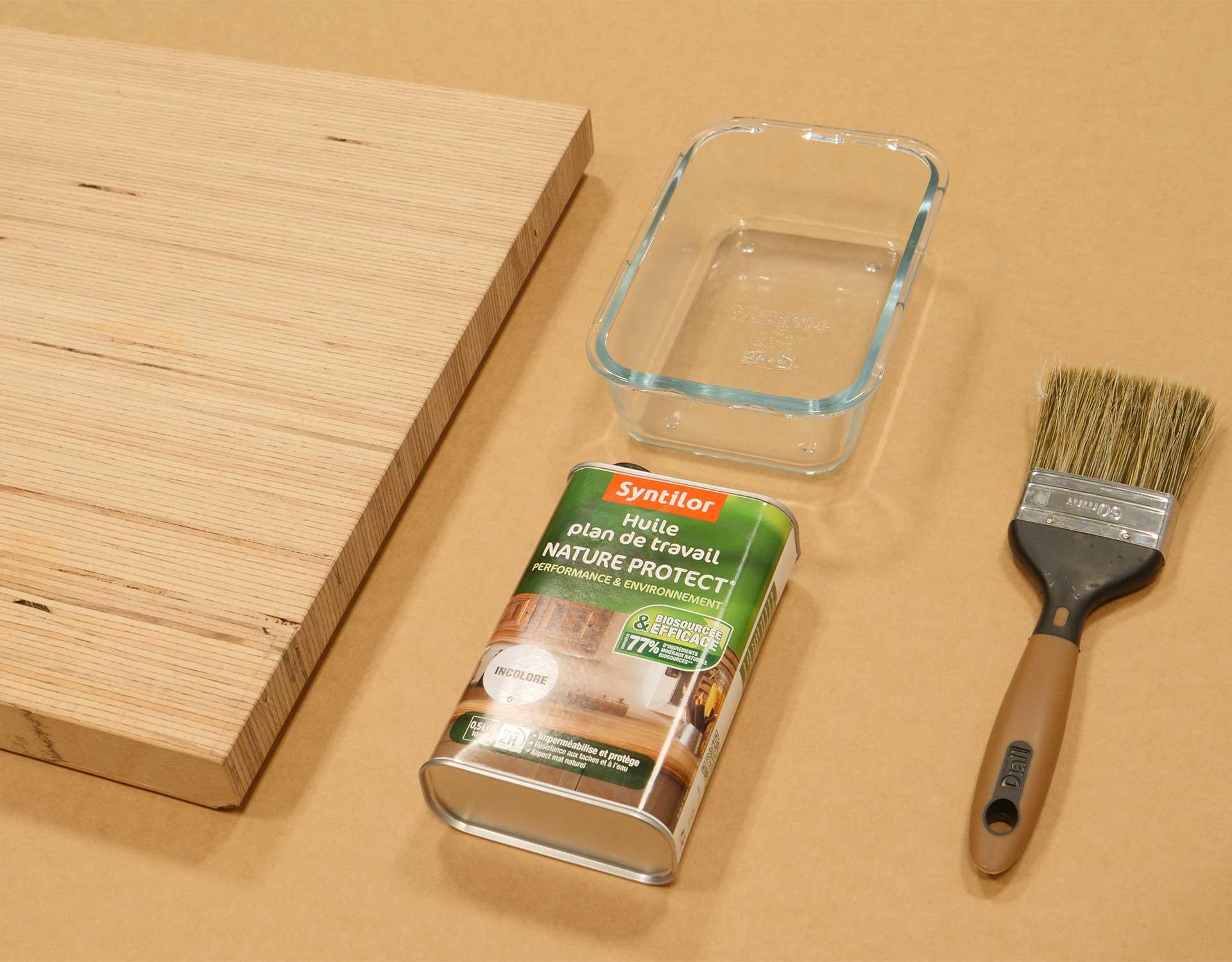 Peindre Plan De Travail En Bois comment imperméabiliser un plan de travail ou une crédence