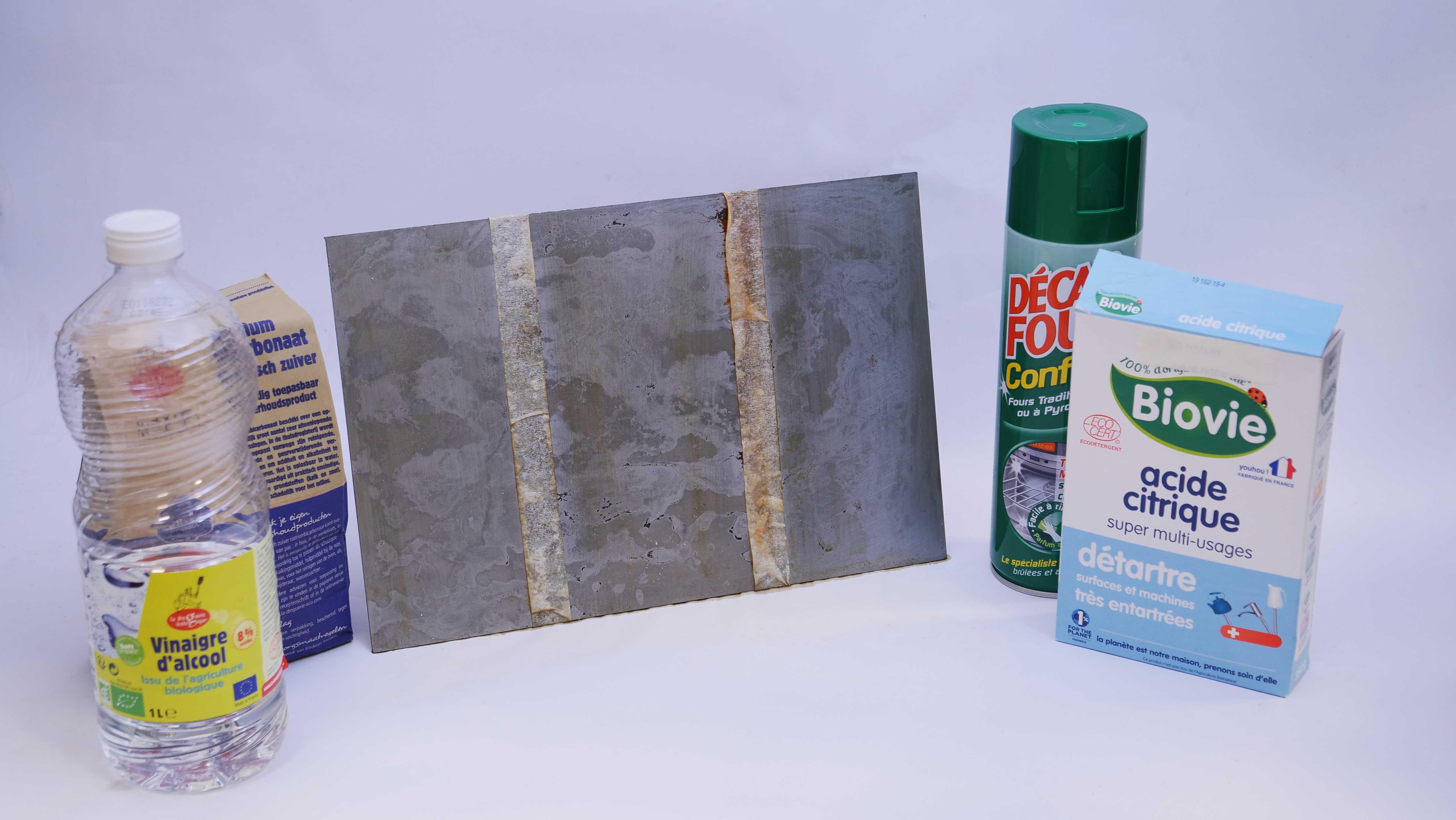 Comment Récupérer Une Plancha Rouillée comment enlever la rouille sur votre plaque de métal