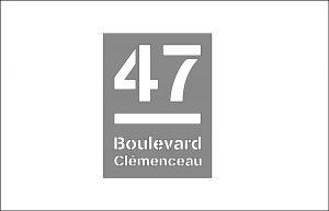 Hausnummer-Adresse-metall-2
