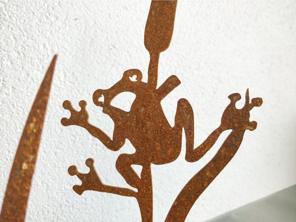 rusty-corten-steel-frog