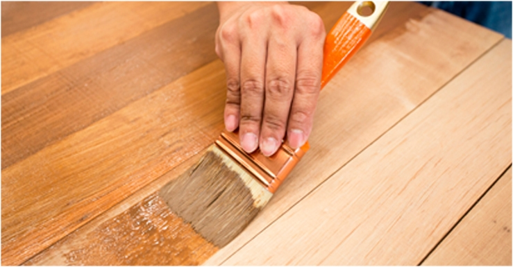protect-worktop-with-linseed-oil