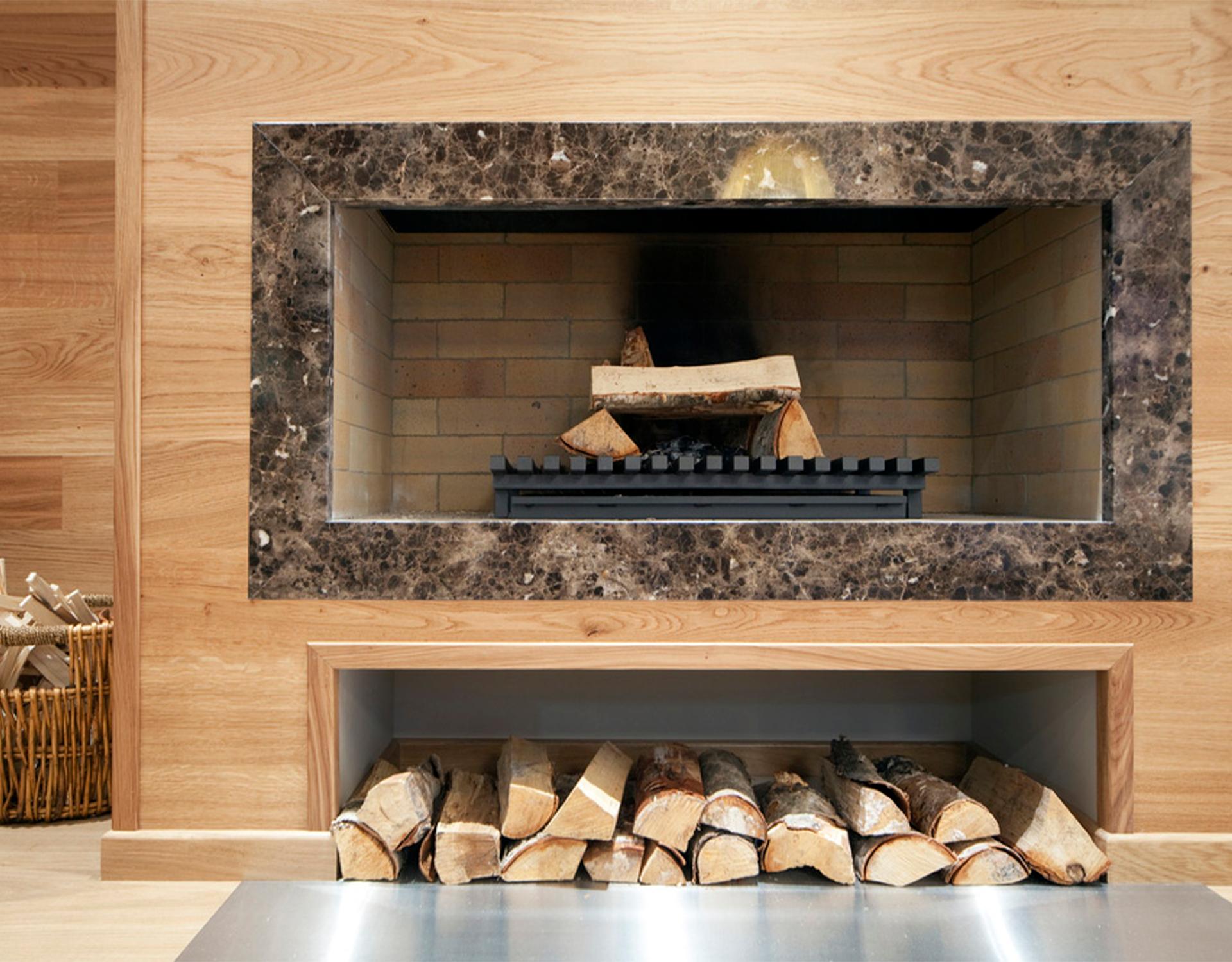 Feuille D Inox À Coller comment réaliser une protection de cheminée ou d'un poêle ?