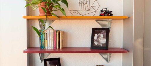 Fabriquer des étagères murales en bois sur mesure !