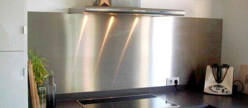 L'inox, la star de vos cuisines !